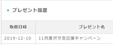 ポタ友応援キャンペーンに当選でAmazonギフト券500円をいただきました!