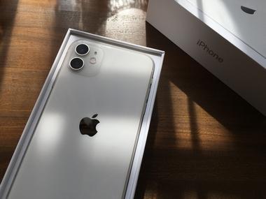 iPhone11(ホワイト)