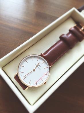 ダニウェルウェリントンのセイント・モーズ/ローズ 36mm 腕時計 Classic St Mawes